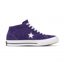 Converse - One Star Mid Top Trainers