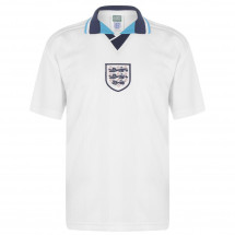 Score Draw - England 96 Home Jersey Mens