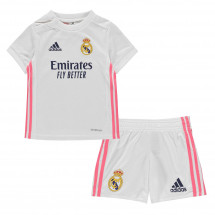 Adidas - Real Madrid Home Baby Kit 2020 2021