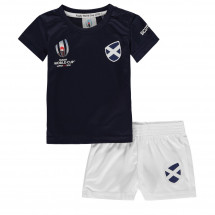Tričko Rugby World Cup - 2019 Team Baby Kit
