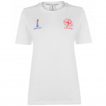 Tričko FIFA - Womens World Cup England Core T Shirt Ladies